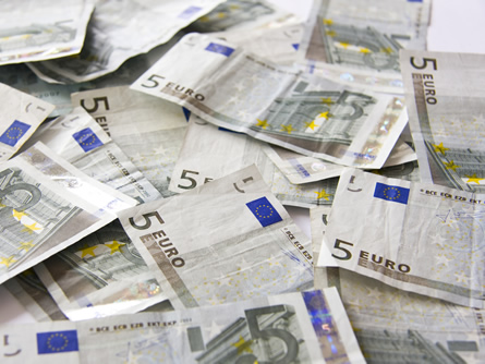 5-Euro-Scheine