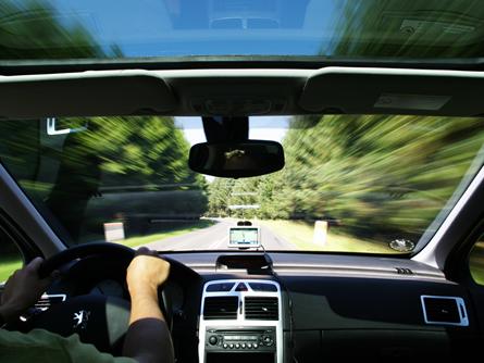 Auto Navigationsdaten