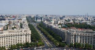 Palast des Parlaments in Bukarest