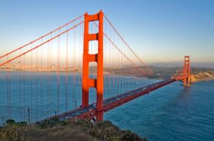 Golden Gate Bruecke