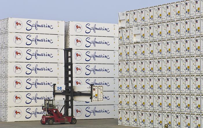 Photo of Maersk Container Industry testet neue Technologie gegen Schimmel