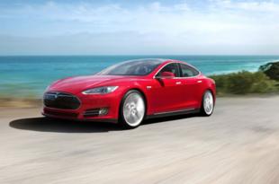 Tesla Modell S