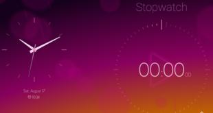 Timely auf Nexus 10