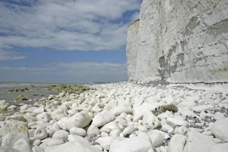 Weisse Klippen von Dover