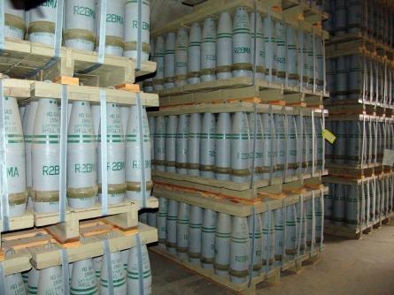 dts image 7006 qjofjercqh 2171 445 3341 - Deutschland beteiligt sich an Vernichtung syrischer Chemiewaffen