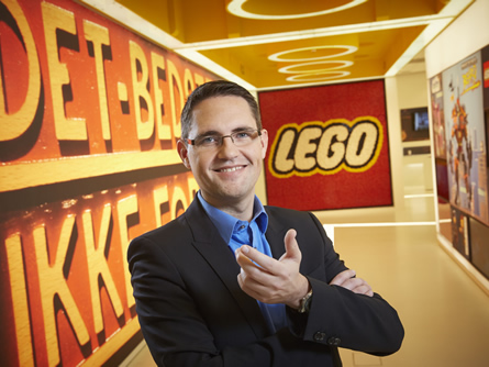 Bild von Wachstum der LEGO GmbH in DACH-Region bei 4,1 Prozent