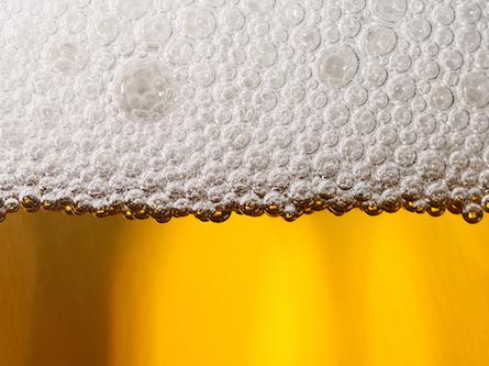 Bild von Hirter Bier auf Chinesisch