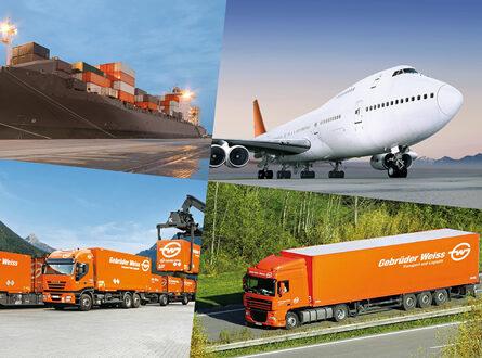 Gebrüder Weiss Logistik