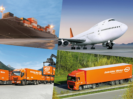 Logistik: Gebrüder Weiss in der Türkei
