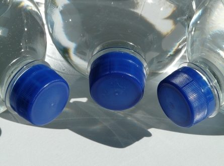 Plastikproduktion
