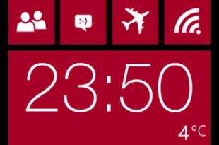 Windows Phone StartScreen