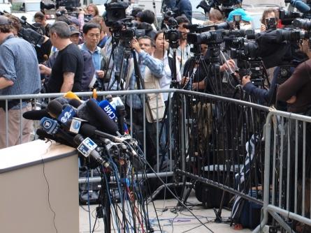 Bild von Reporter ohne Grenzen: Deutsche Journalisten sind im Visier der Geheimdienste