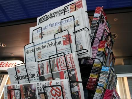 Photo of Zeitungsverleger warnen vor Mindestlohn