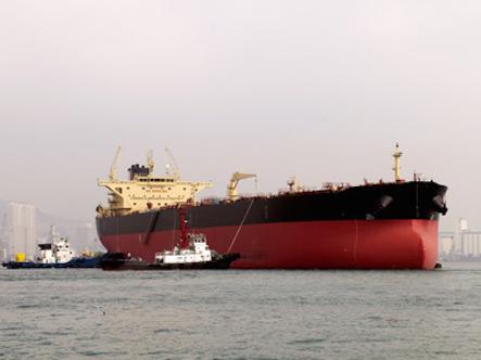 Riesentanker - Energietransporter der Weltwirtschaft