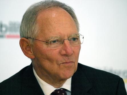 Photo of Waigel, Eichel und Steinbrück gratulieren Schäuble