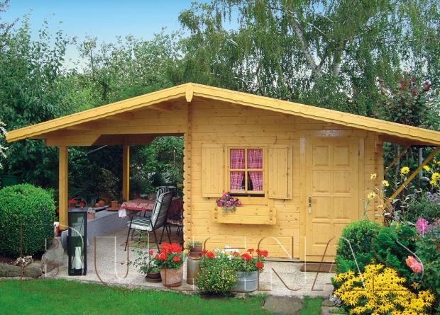 01-Gartenhaus-Sommer1 Gartenhäuser nach Maß ohne Aufpreis