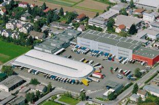 Terminal Lagermax Spedition Salzburg