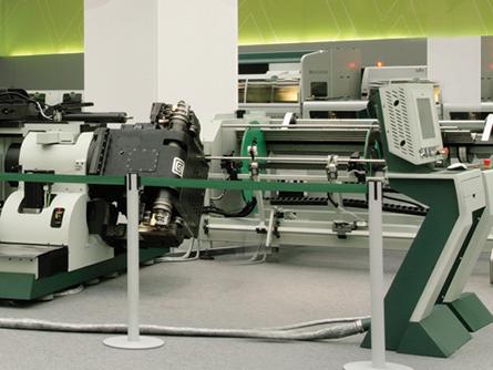Rohrbiegemaschine-in-Betrieb BLM Group - Rohrbiegemaschinen für jeden Zweck
