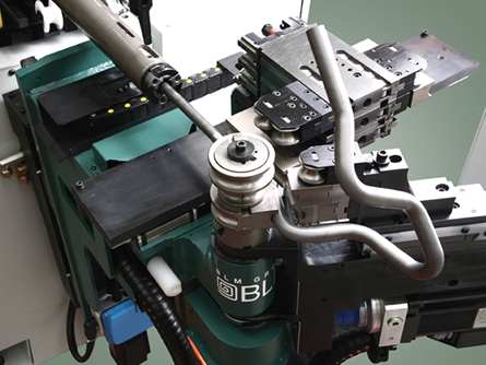 Rohrbiegemaschine BLM Group - Rohrbiegemaschinen für jeden Zweck