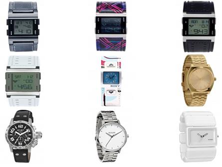 Timestyles - Uhren als schicke Modeaccessoires