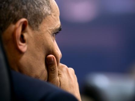 """Bild von Obama: """"Ich habe kein Mitleid mit der Hamas"""""""