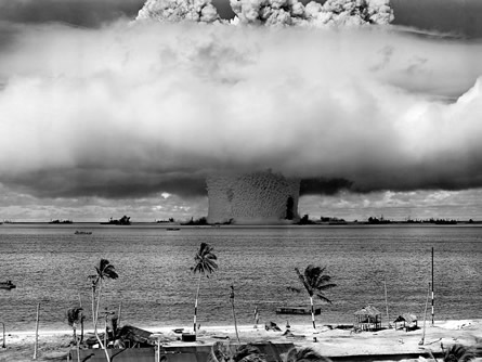Atombombe im Paradies