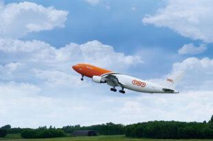 TNT Flugzeug