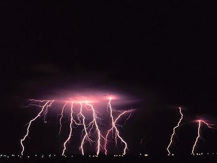 Photo of Verfolgung von Unwettern und Blitzen wird patentiert