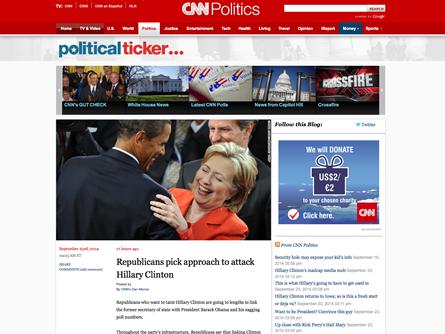 CNN Blog
