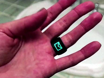 Photo of Der Smart Ring – das kleinste Wearable