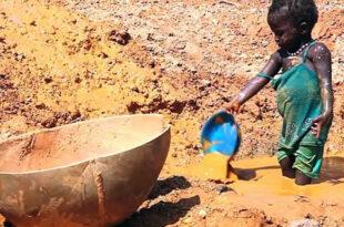 Goldsuche Mali