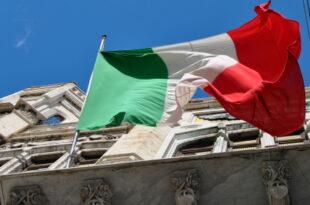 Italienische-Fahne