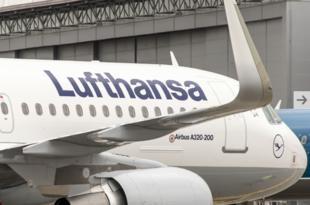 Lufthansa-Fluggesellschaft