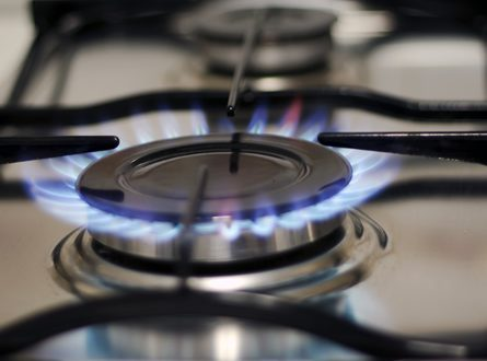 Gas-Kochherd