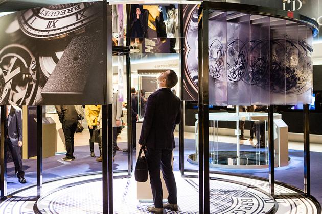 Uhrenausstellung - Baselworld mit neuen Rekorden