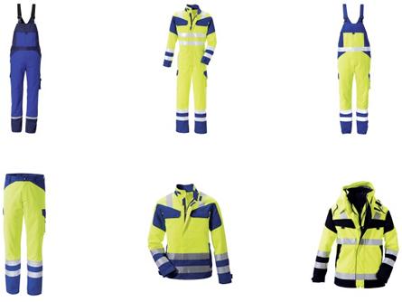 Arbeitsschutzkleidung - persönliche Schutzausrüstung für ein Höchstmaß an Sicherheit
