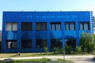 EPFL Solarglas
