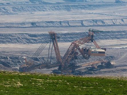 Kohlebergbau