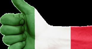 Italien Aufwind