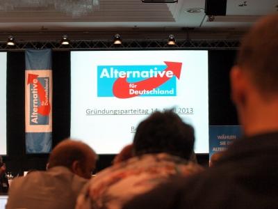 Bild von Soziologe wirft AfD-Mitgliedern Demokratiefeindlichkeit vor