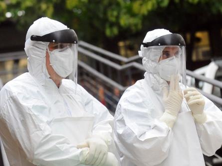 Ebola: EU sagt 450 Millionen Euro für betroffene Länder zu