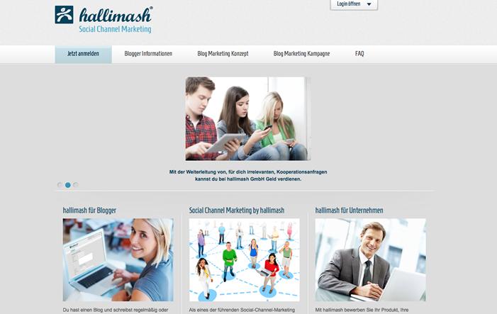 Blogger Marktplatz Hallimash ist insolvent