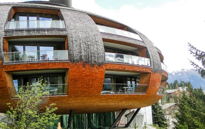 Bild von Schweizer Immobilienmarkt – keine Blase in Sicht
