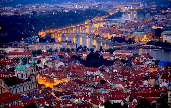 Bild von Städtereisen sind bei Schweizern beliebt