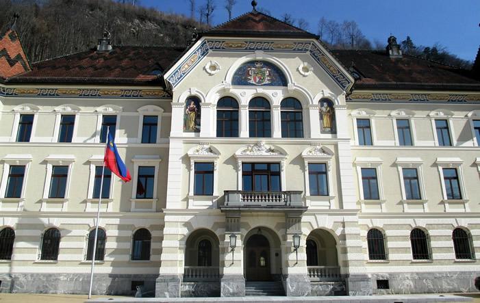 Bild von Neue Regierung in Liechtenstein angelobt