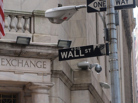 Bild von Dow-Jones-Index dreht kräftig ins Minus