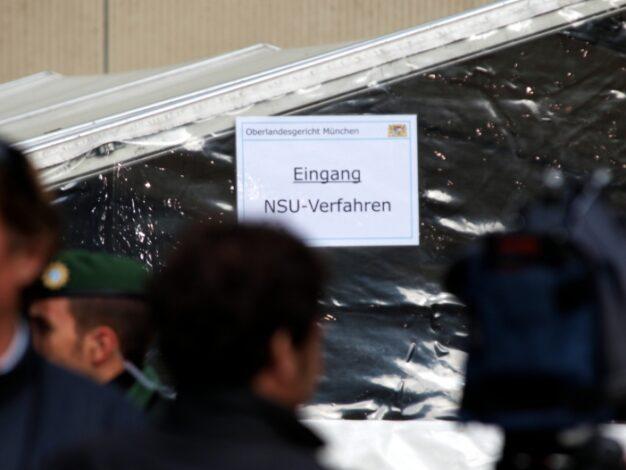Bild von Bundestag prüft Verbindungen des NSU zur Organisierten Kriminalität