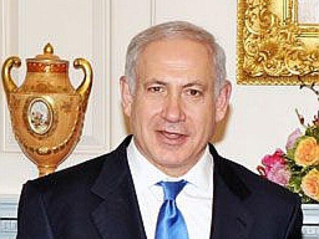 Bild von Netanjahu mahnt Fortsetzung des Nahost-Friedensprozesses an