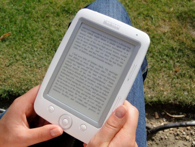 Bild von Verband: E-Books entwickeln sich zu bedeutendem Bildungsmedium