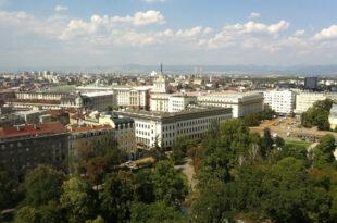 Sofia - Hauptstadt von Bulgarien